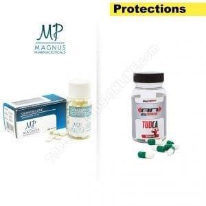 Packung Zunahme an Stärke - Anavar - 4 Wochen - mündliche Steroide