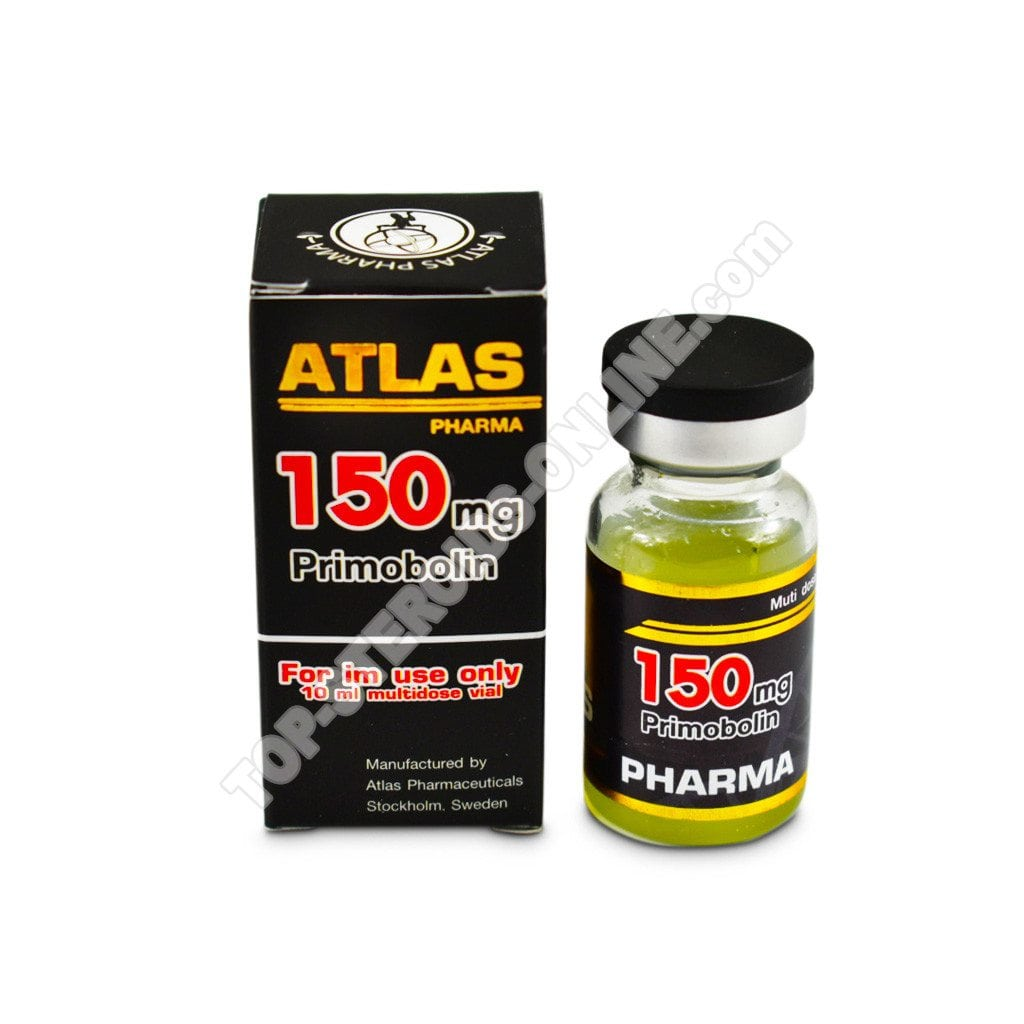 Primobolin 150 Atlas-Pharma - Bottiglia di 10ml