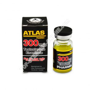 Testostérone Enanthate 300 – Atlas-Pharma – Flacon De 10ml