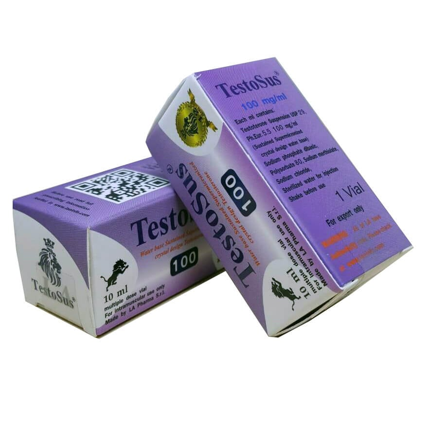 TestoSus 100 La-Pharma 10ml