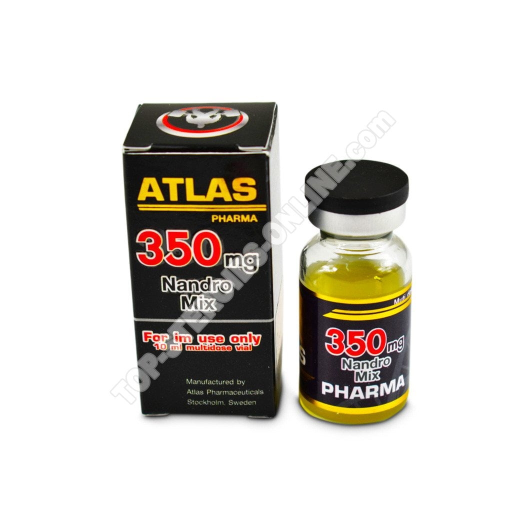 Nandro Mix 350 Atlas-Pharma - Nandrolone Mix - Vial di 10ml