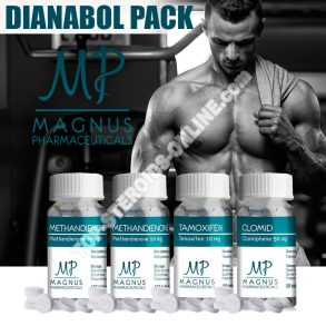Mass Pack MAGNUS - Dianabol Oral