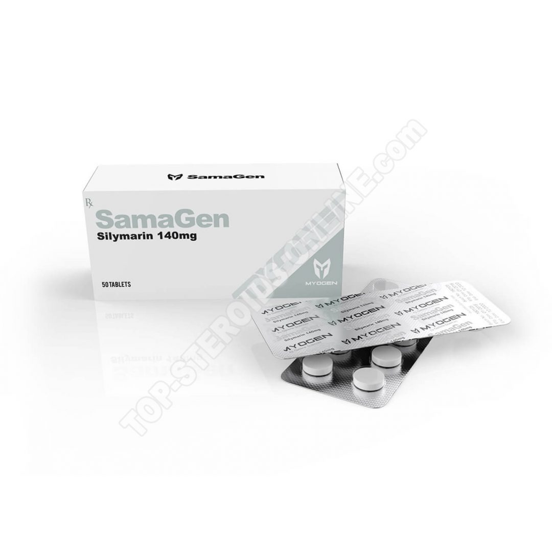SamaGen - 140 mg / tablet - 50 tablets - MyoGen