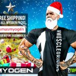 Free shipping for any MyoGen Pack order