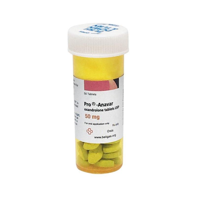 Oral Anavar Beligas Pharmaceuticals