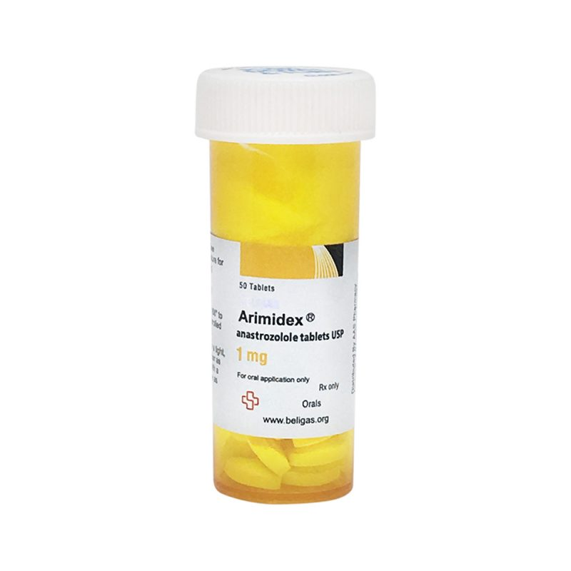 Anti Estrogen Arimidex Beligas Pharmaceuticals