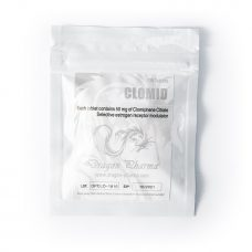Anti Estrógeno Clomid Dragon Pharma