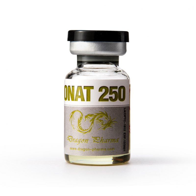 Testosterona inyectable Cypionate Dragon Pharma