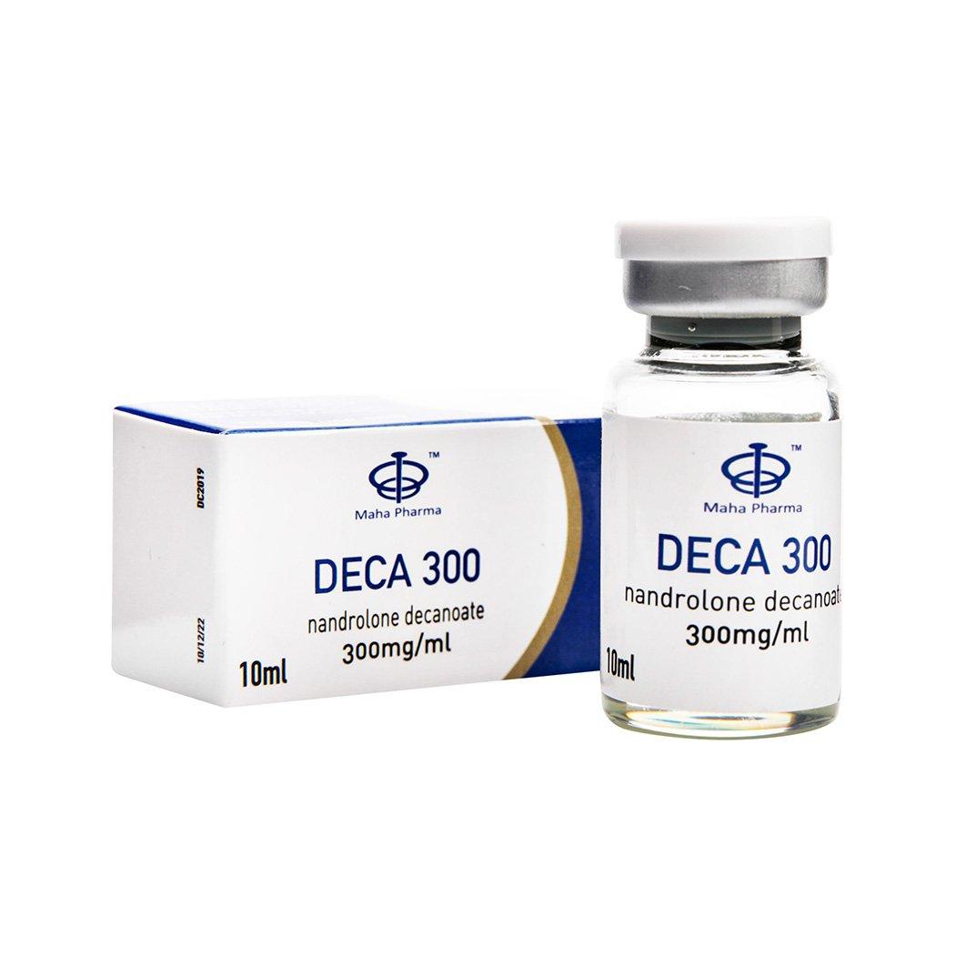 300 Deca 10ml vial - Maha Pharma