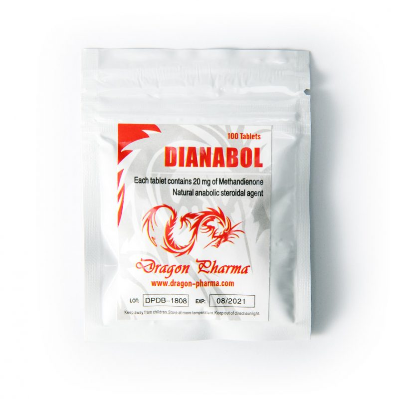 Oral Dianabol Dragon Pharma