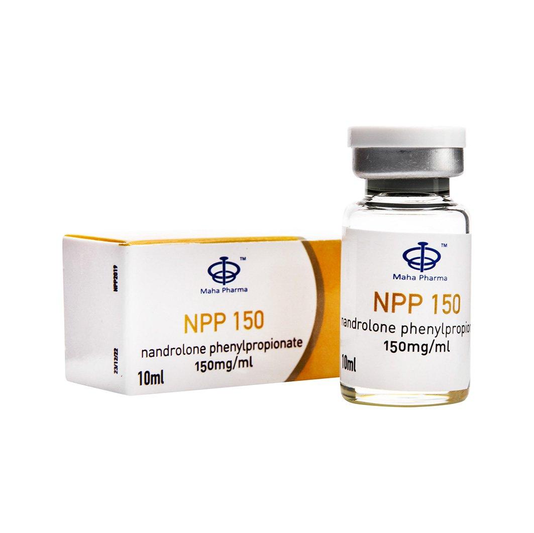 Durchstechflasche mit KKW 150 10ml - Maha Pharma