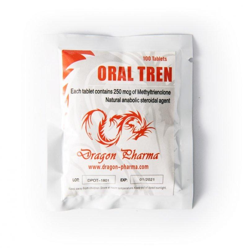 Oral Trenbolon Dragon Pharma