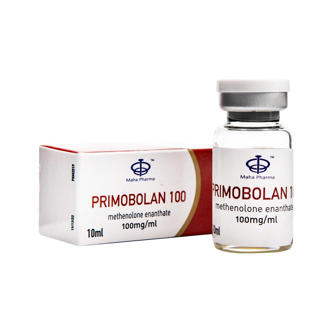 100 Primobolan 10ml Durchstechflasche - Maha Pharma