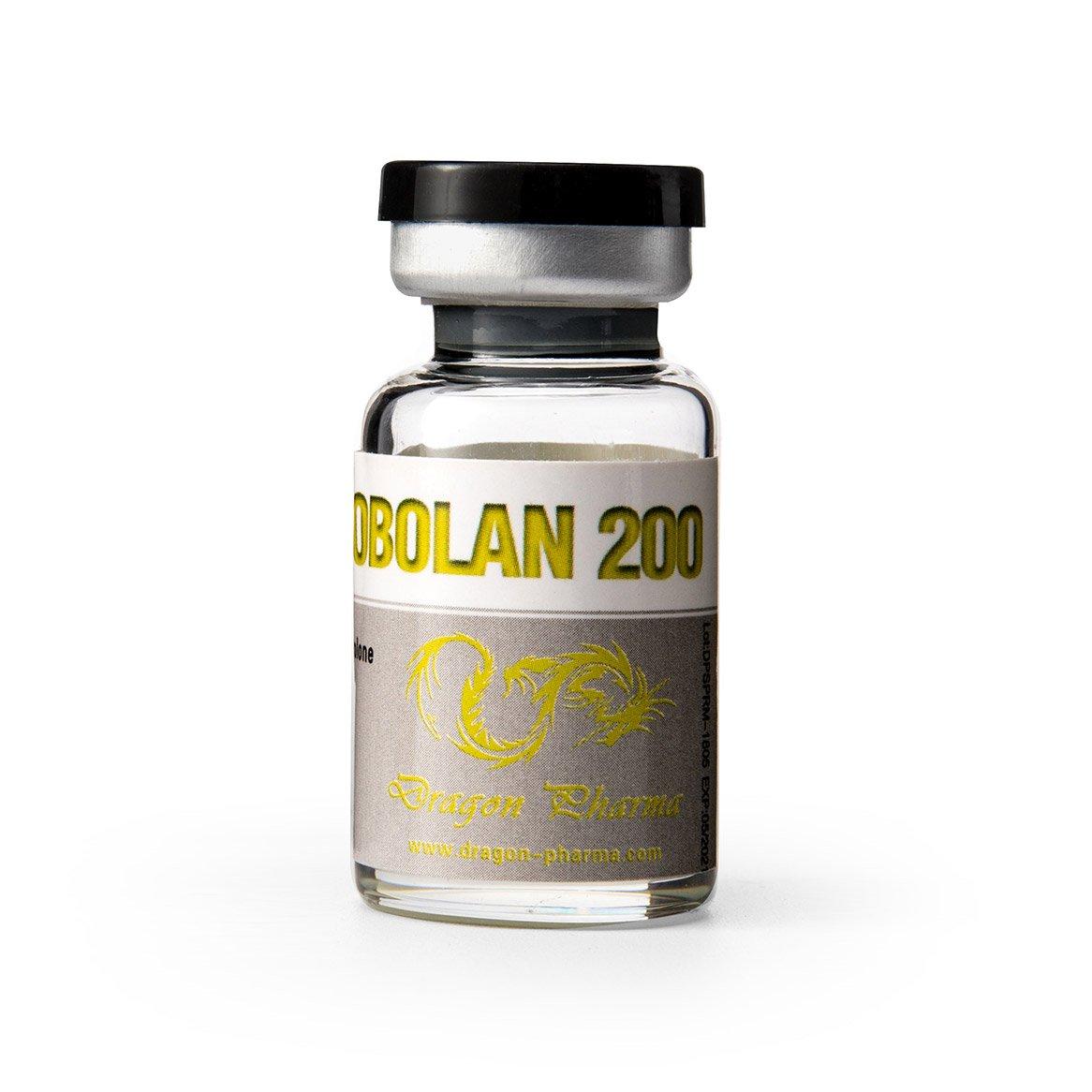 Primobolan 200mg / ml 10ml - Dragon Pharma