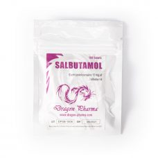 Salbutamol Dragon Pharma