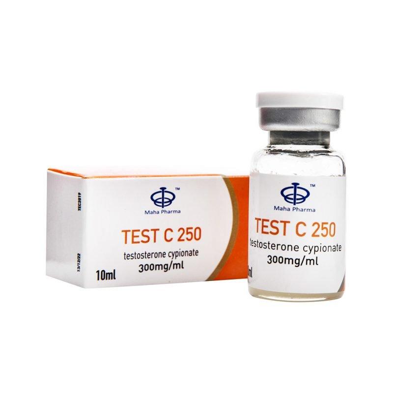 Injectable Cypionate Testosterone Maha Pharma