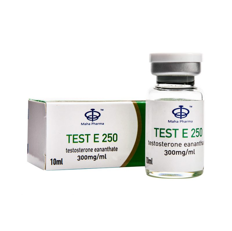 Injectable Enanthate Testosterone Maha Pharma