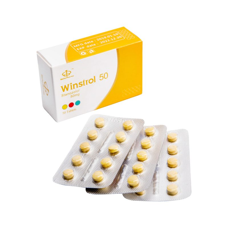 Oral Winstrol Maha Pharma