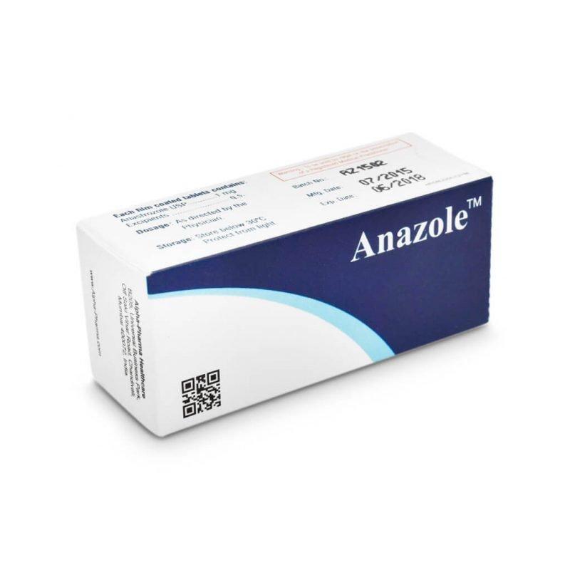 Anazol Arimidex - 30 Tabletten 1mg - Alpha-Pharma