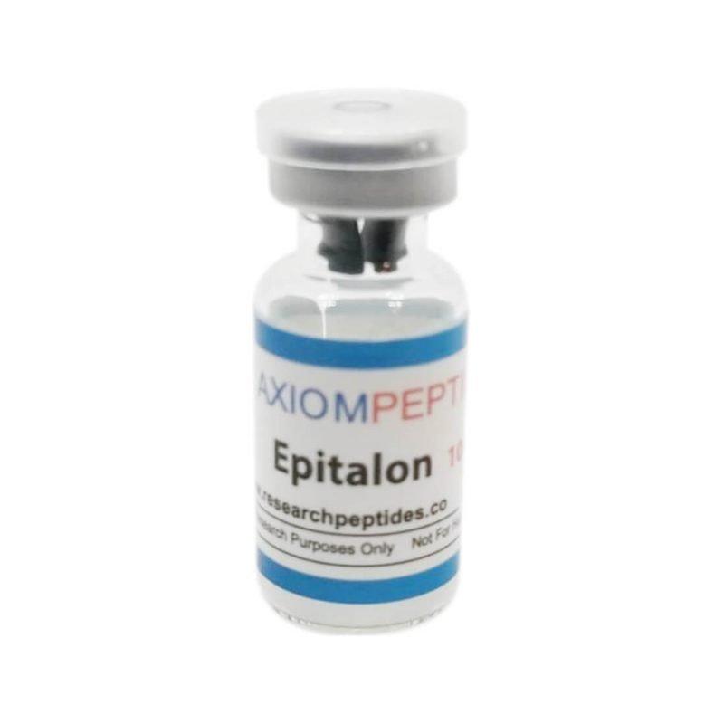 Epithalon - vial of 10mg - Axiom Peptides