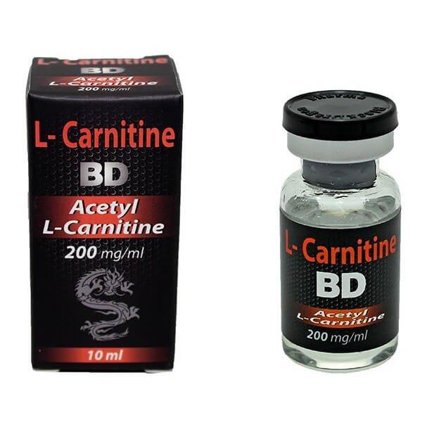 L-CARNITIN 200mg / ml x 10 ml - Schwarzer Drache