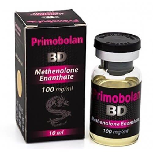 Primobolan BD 100 mg / ml x 10 ml - Schwarzer Drache