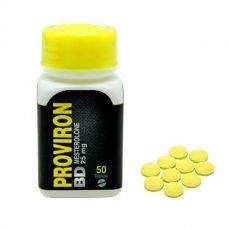 Proviron BD 25mg / 50 Sekmeler - Siyah Ejder