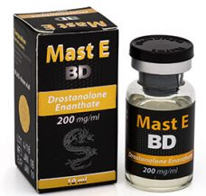 MAST E 200mg / ml x 10 ml - Black Dragon
