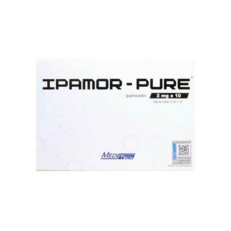 IPAMORE-PURE Ipamorelin 2mg / Fläschchen 10vials / Box - Meditech