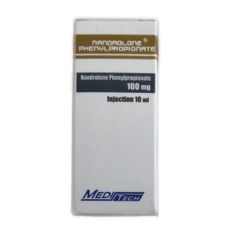 NANDROLONE-PHENYLPROPIONATE 100mg/ml 10ml/vial - Meditech