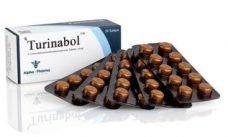 Turinabol - 50 tabletleri 50mg - Alpha-Pharma