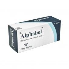 Alphabol Methandienone - 50 tablets 10mg - Alpha-Pharma