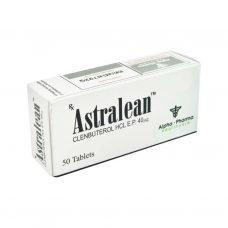 Astralean Clenbuterol - δισκία 50 40mcg - Alpha-Pharma