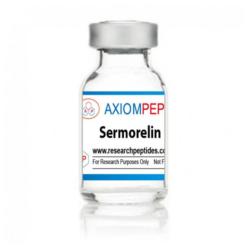 Sermorelin - vial of 2mg - Axiom Peptides