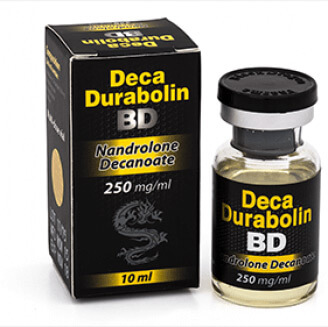 Deca Durabolin BD 250 mg / ml x 10 ml - Black Dragon