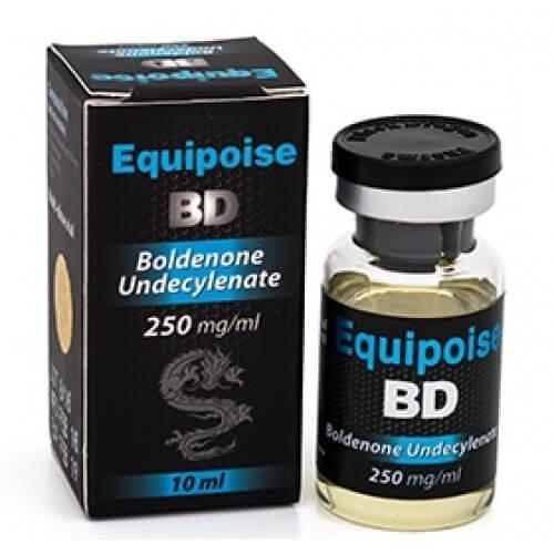 Equipoise BD 250 mg / ml x 10 ml - Black Dragon