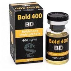 Bold 400 BD 400 mg/ml x 10 ml - Black Dragon
