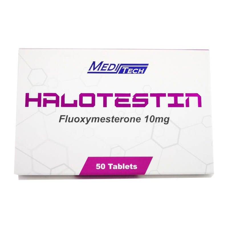 B-HALOTESTIN Fluoxymesterone 10 mg/tab 50 tab - Meditech