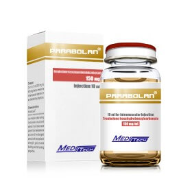 PARABOLAN Trenbolone Hexahydrobenzylcarbonate 150mg / ml 10ml / vial - Meditech