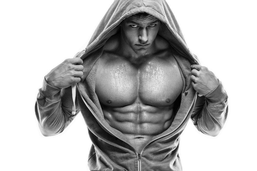 Torso muscular